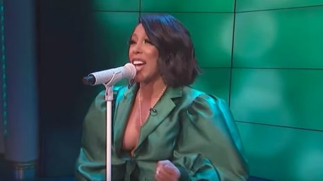K. Michelle Shines With 'The Rain' Live On 'Wendy' [Performance]
