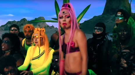 New Video:  Lady Gaga - 'Stupid Love'
