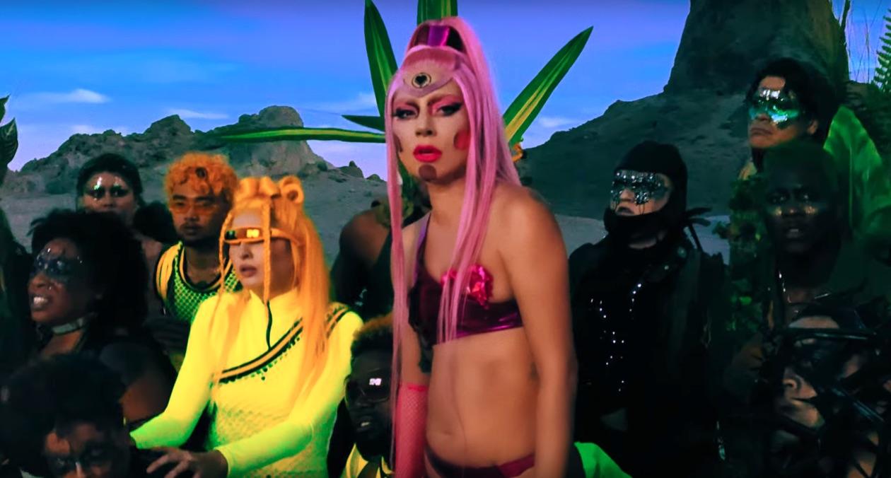 Lady Gaga New Video