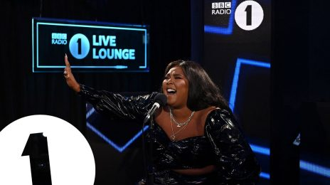 Lizzo Performs Rocks BBC Radio 1 Live Lounge With 'Good As Hell,' Harry Styles Cover & More