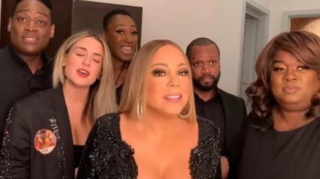 Mariah Carey & JoJo Join Forces! Belt Out 'Everything Fades Away'