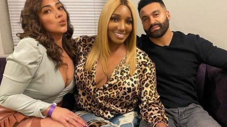 Nene Leakes Hangs With... Apollo Nida & Fiancée Sherien Almufti