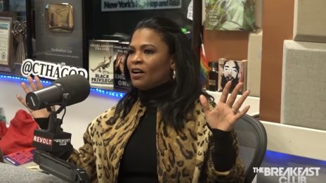 "Nia Long Talks Black Generational Wealth, 'The Banker,' & Rumors Of Being ""Difficult"" On 'The Breakfast Club'"