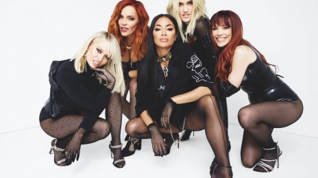 Pussycat Dolls Heat Up Hunger Magazine / Unleash 'React' Video Snippet