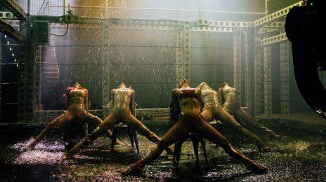 Pussycat Dolls Unleash 'React' Video Preview Pics