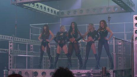 Making The Video: Pussycat Dolls - 'React'