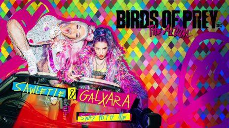 New Video:  Saweetie & GALXARA - 'Sway With Me'