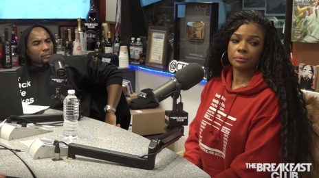Syleena Johnson Visits 'The Breakfast Club' / Spills On Label Drama, R. Kelly, New Album 'Woman' & Kanye West