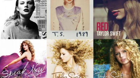 'Miss Americana':  ALL of Taylor Swift's Albums Have Re-Entered iTunes 200 Thanks to Netflix Special
