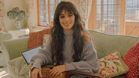 Watch:  Camila Cabello Talks 'Cinderella' Movie, Admiring Beyoncé, & More For Vogue's '73 Questions'