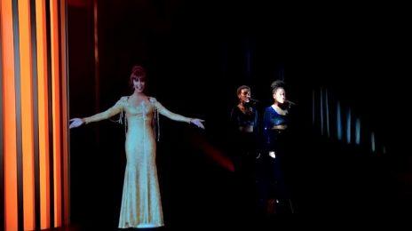 "Whitney Houston Hologram ""Performs"" On UK Show 'This Morning'"