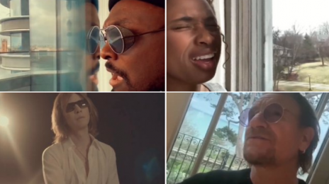 New Video:  Will.i.am, Bono, Jennifer Hudson, & YOSHIKI - '#Sing4Life'