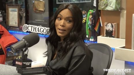 Angela Bassett Visits 'The Breakfast Club' / Talks Oscars, Iconic Roles, & More