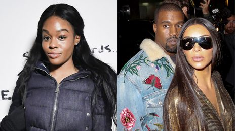 Azealia Banks Slams Kim Kardashian's Feud With Taylor Swift: 'You Are Jealous You Have No Talent'