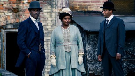 Behind the Scenes Video:  Netflix's 'Self Made: Inspired by the Life of Madam C.J. Walker' [starring Octavia Spencer]