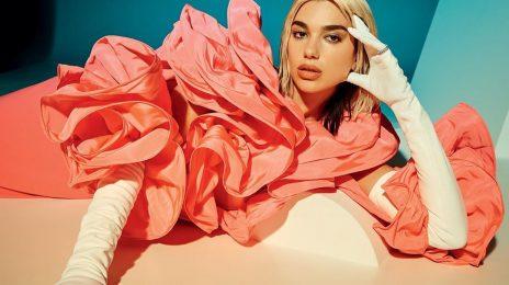 Dua Lipa Covers Vogue Australia Ahead Of 'Future Nostalgia' Album Release