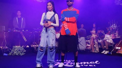 Watch: Jhené Aiko & Miguel Bring 'Happiness' to 'Jimmy Kimmel Live!'