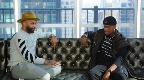 Watch:  Ne-Yo Visits 'Pull Up' / Gets Candid About His Divorce, New Album, & More
