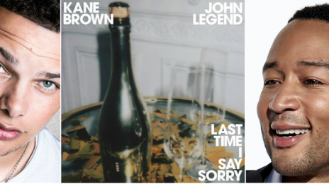 New Song:  Kane Brown & John Legend - 'Last Time I Say Sorry'