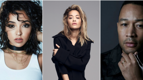 John Legend, Tinashe, & Rita Ora Among Performers for Twitch's 'Stream Aid' Coronavirus Benefit