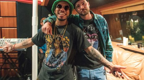 New Song:  Justin Timberlake & Anderson.Paak - 'Don't Slack'
