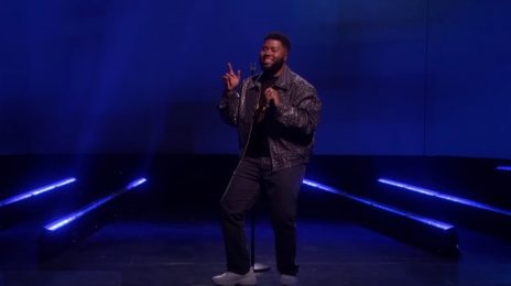 Khalid Performs 'Know Your Worth' On 'Ellen'