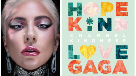 "Lady Gaga Announces New Anthology Book ""Channel Kindness"""