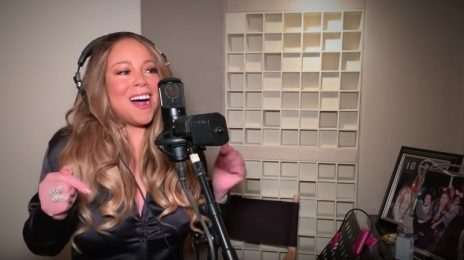 Mariah Carey Wows With 'Always Be My Baby' On 'iHeart Living Room Concert' [Performance]