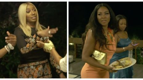 "Nene Leakes: ""F*ck Bipolar Kenya Moore And Her Bad Skin"""