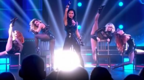 Pussycat Dolls Rock BBC Sports Relief With 'React' [Performance]