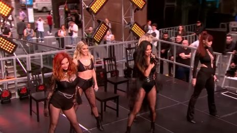 Pussycat Dolls Rock Australia's Sunrise With 'React' [Performance]