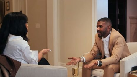 Ray J & Princess Love Address Relationship Issues In Heated Zeus TV Special [Preview]
