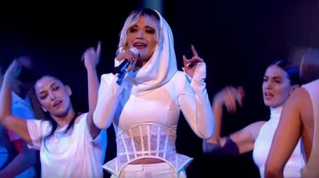 Rita Ora Performs 'How To Be Lonely' Live On BBC Sports Relief