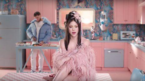 New Video: Shakira - 'Me Gusta (ft. Anuel AA)'