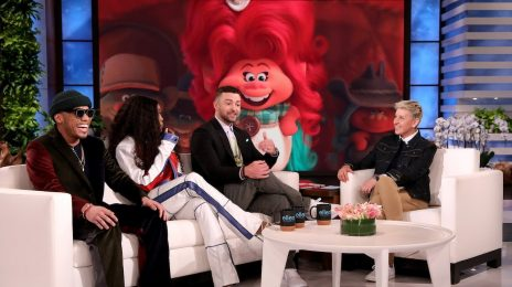 Watch:  Justin Timberlake, SZA, and Anderson.Paak Take Over 'Ellen' to Dish on 'Trolls World Tour'