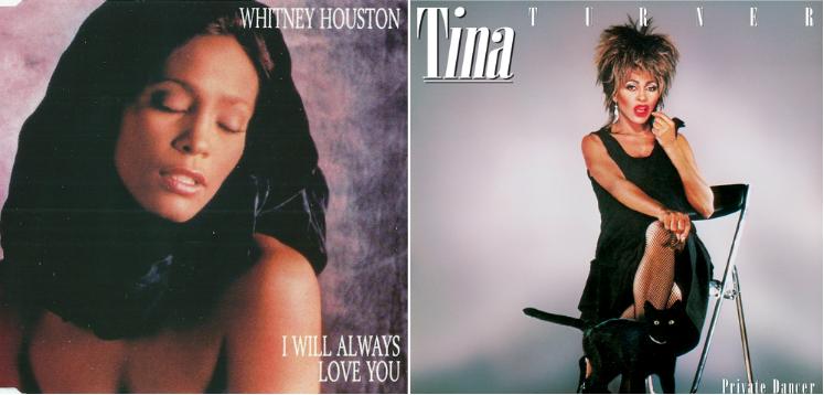 Whitney Houston, Tina Turner Hits Among 2020 Library of ...