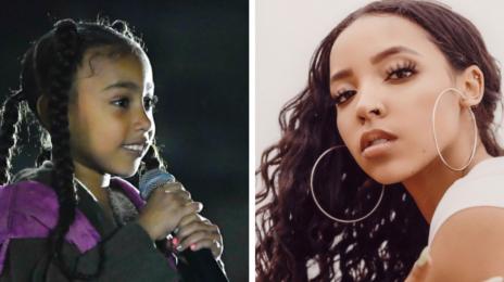 "Tinashe Responds To Backlash For ""Shading"" Kanye & Kim Kardashian West's Daughter"