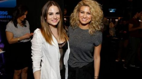 Watch:  JoJo & Tori Kelly Team for Cover of Whitney Houston & Mariah Carey's 'When You Believe'