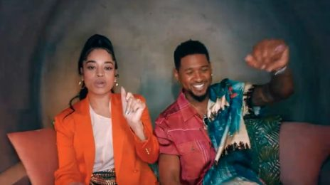New Video: Usher - 'Don't Waste My Time (ft. Ella Mai)'