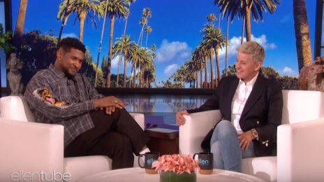 Usher Teases New Album On 'Ellen' [Video]