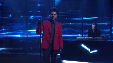 The Weeknd Premieres New Song 'Scared To Live' [Performance]