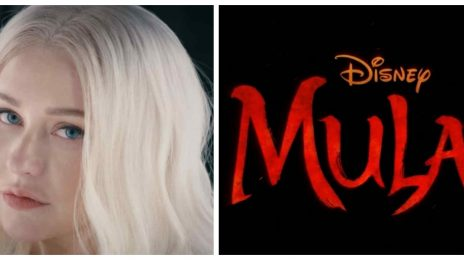 New Song: Christina Aguilera - 'Loyal Brave True' ['Mulan' Soundtrack]