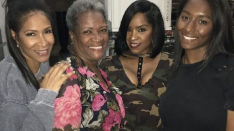 Sheree Whitfield Reveals Mother Has Been Missing For Weeks