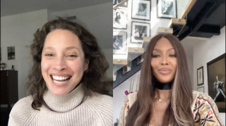 Naomi Campbell & Christy Turlington Reunite For Tell-All Conversation
