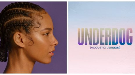 New Song: Alicia Keys - 'Underdog (Acoustic Version)'