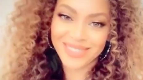 Surprise! Beyonce Gives Unannounced Performance On 'The Disney Family Singalong'
