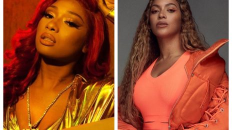 Beyonce Congratulates Megan Thee Stallion On 'Savage' #1 [Video]