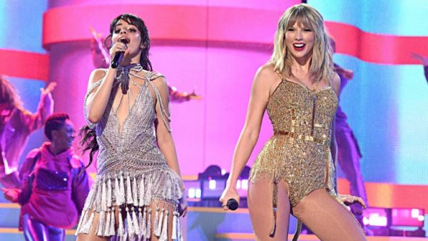 Taylor Swift J Lo Usher Camila Cabello More Join Lady Gaga S Togetherathome That Grape Juice