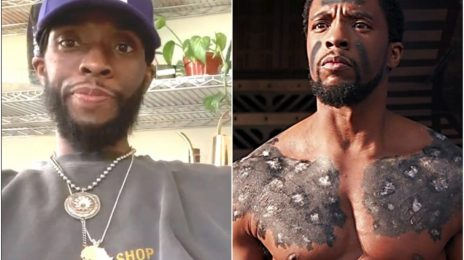 Chadwick Boseman Sparks Fan Concern After Dramatic Weight Loss [Video]