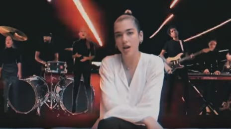 Watch:  Dua Lipa Rocks 'Tonight Show' With 'Break My Heart' Performance